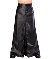 Black Pistol Men Skirt Sky