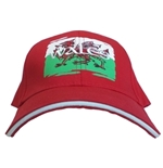 Wales Rugby Hat 131715