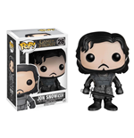 Game of Thrones POP! Vinyl Figure Jon Snow Castle Black 10 cm