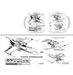 Star Wars Mug X-Wing