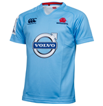 2015 Waratahs Canterbury Replica Home Rugby Jersey