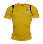 2014-2015 Deportivo La Coruna Lotto Training Jersey (Yellow)