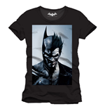 Batman Arkham Origins T-Shirt Batman Joker Face