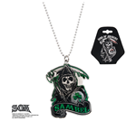 Sons Of Anarchy Pendant with Chain SAMBEL