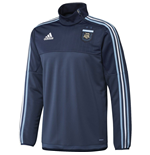 2015-2016 Argentina Adidas Training Top (Night Marine)
