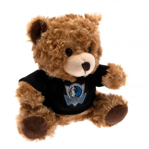 Dallas Mavericks T-Shirt Bear