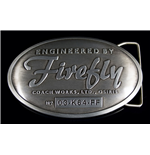 Firefly Belt Buckle Engineered by Firefly