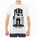 Duke Montana T-shirt - DEATH ROW