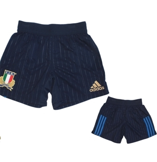 adidas italy rugby shorts