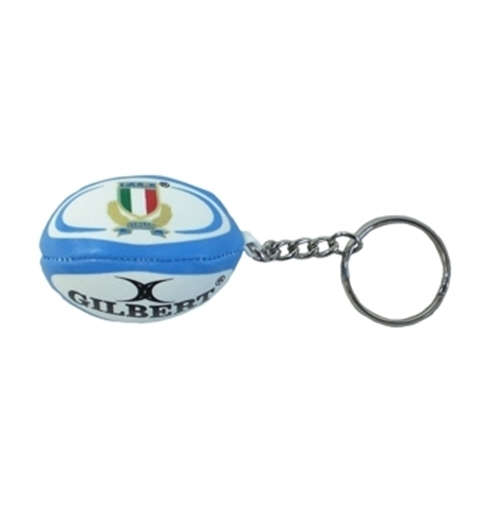 Italy Rugby Keychain