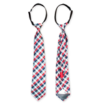 Red And Blue Flask Necktie