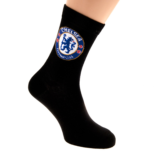 Chelsea F.C. Socks 1 Pack Junior 4-6.5