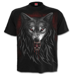 Legend Of The Wolves - T-Shirt Black