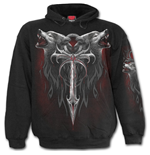 Legend Of The Wolves - Hoody Black