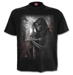 Soul Searcher - T-Shirt Black Plus Size