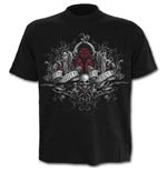 In Goth We Trust - T-Shirt Black