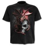 Serpent Infection - T-Shirt Black