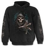 Forest Reaper - Hoody Black