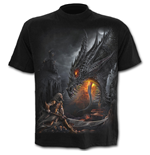Dragon Slayer - T-Shirt Black
