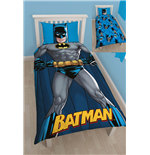Batman Duvet Set Reversible DC Shadow 135 x 200 cm / 48 x 74 cm