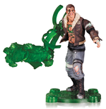 Infinite Crisis Action Figure Atomic Green Lantern 18 cm