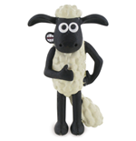 Shaun the Sheep Mini Figure Shaun Standing 6 cm