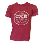 COORS Men's Red Banquet T-Shirt