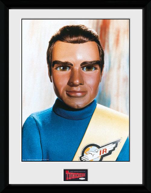 Thunderbirds Classic Virgil Tracey Collector Print