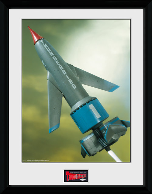 Thunderbirds Classic Thunderbird 1 Collector Print
