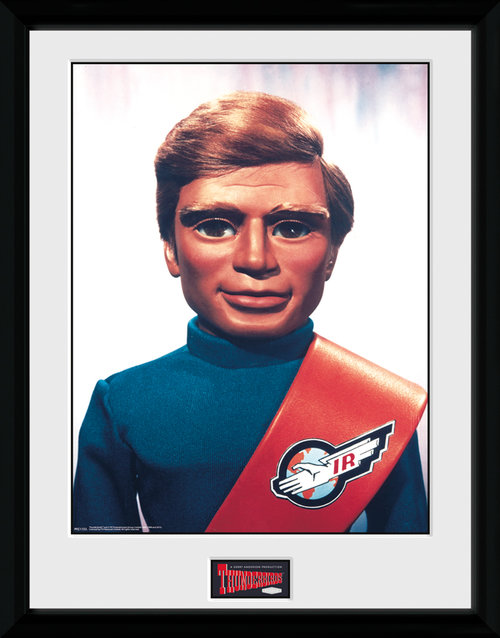 Thunderbirds Classic Gordon Tracey Collector Print