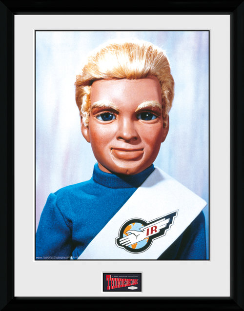Thunderbirds Classic Alan Tracy Collector Print