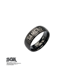 Sons Of Anarchy Ring IP Black SAMCRO