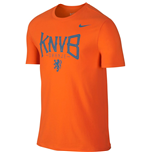 2015-2016 Holland Nike Core Plus Tee (Orange)