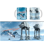 Star Wars Mug Battle of Hoth