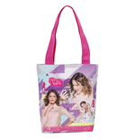 Violetta (Neon)  shopper bag
