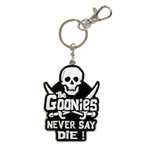Goonies Metal Key Ring Never Say Die