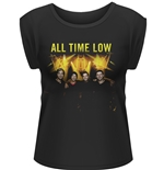 All Time Low T-shirt Goodnight