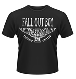 Fall Out Boy T-shirt Hourglass