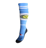 Argentina Country Hingly Socks (Blue)