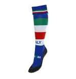 Italy Country Hingly Socks (Blue)