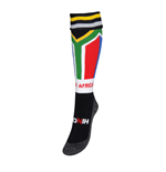 South Africa Country Hingly Socks (Green)