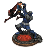 DC Comics Statue Superman vs. Darkseid 2nd Edition 32 cm