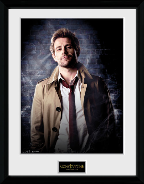 Constantine John Framed Collector Print