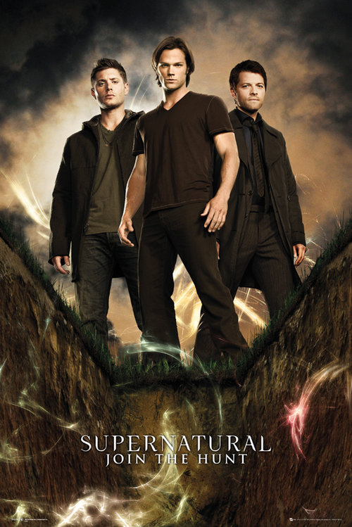 Supernatural Group Maxi Poster