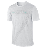 2015-2016 Ronaldo CR7 Nike Hero Logo DF Tee (White)