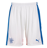 2015-2016 Rangers Home Football Shorts (White) - Kids