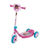 Doc McStuffins  3-wheel push scooter