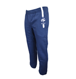 2015-2016 France Nike Core Cuff Fleece Pants (Navy)