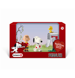 Peanuts Figure 3-Pack Valentine's Day 5 cm
