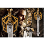 The Hobbit Replica 1/1 Thorin's Dwarven Sword 72 cm